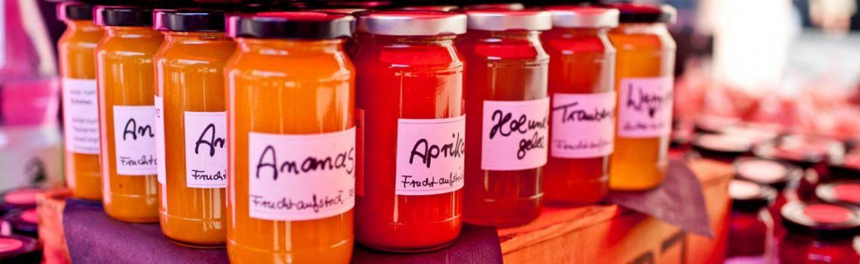 Marmelina-Köstliche selbsgemachte Marmeladen
